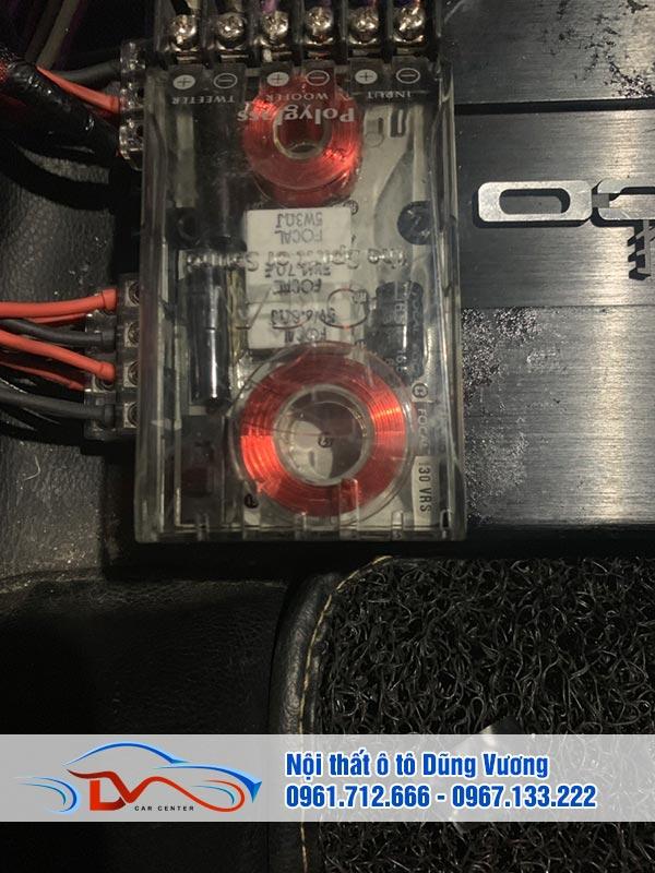 Sub điện phù hợp với dòng xe tầm trung
