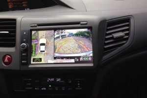 camera 360º Oris lắp trên xe Honda Civic 2012-2015