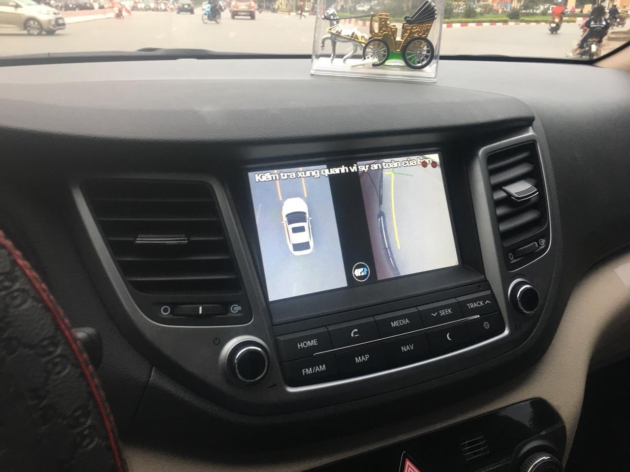 Camera 360 Oris cho xe Hyundai Tucson 2014-2017