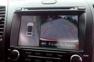 Camera 360º oris lắp cho xe kia K3