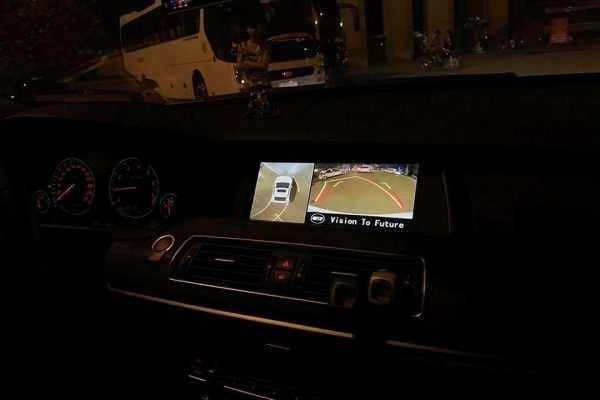 Camera 360º Oris cho xe BMW 528I 2017
