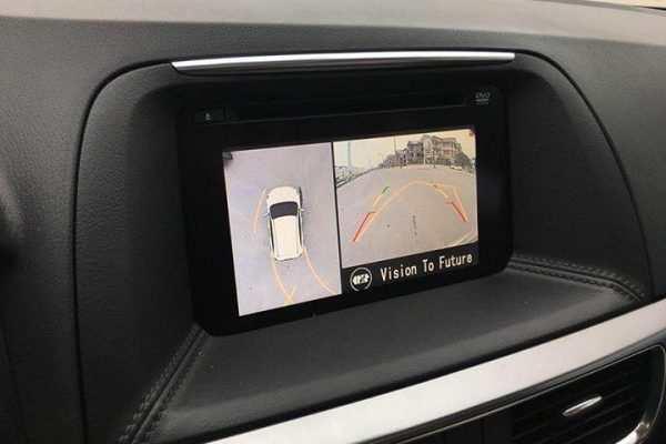 Camera 360º Oris lắp cho xe Mazda CX5 2014-2017