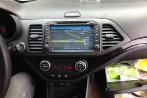 Màn hình dvd theo xe Kia Morning 2011-2017