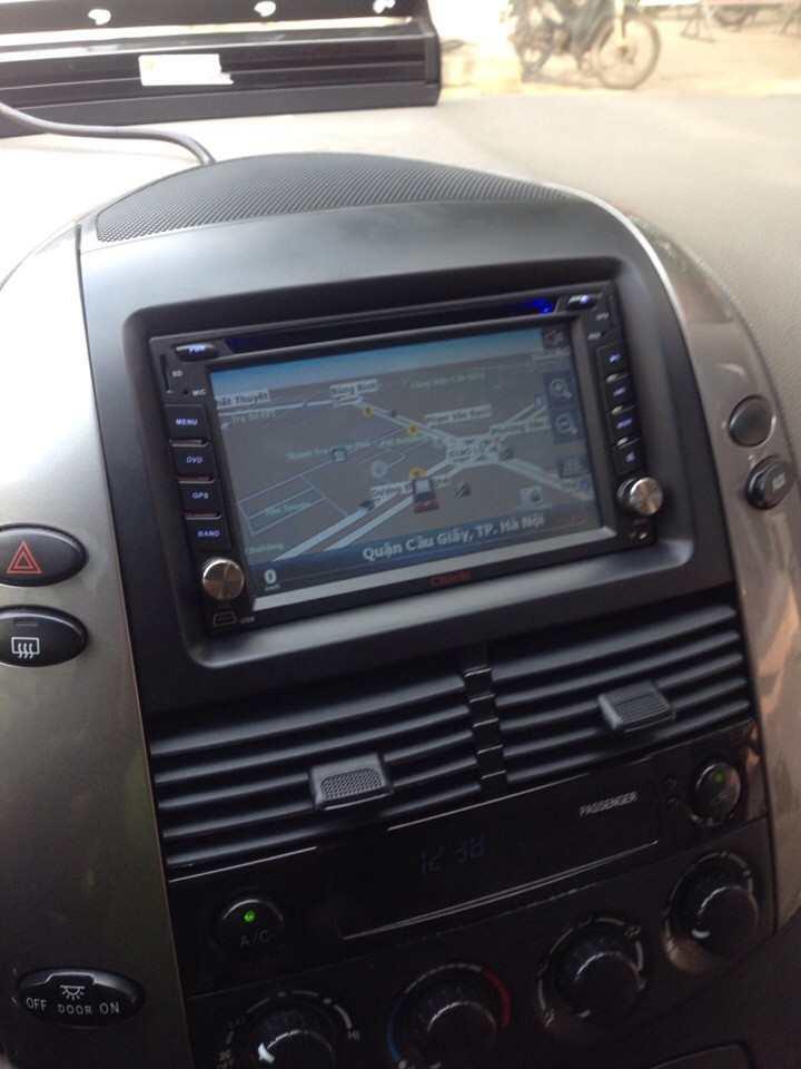 Màn hình dvd Toyota sienna