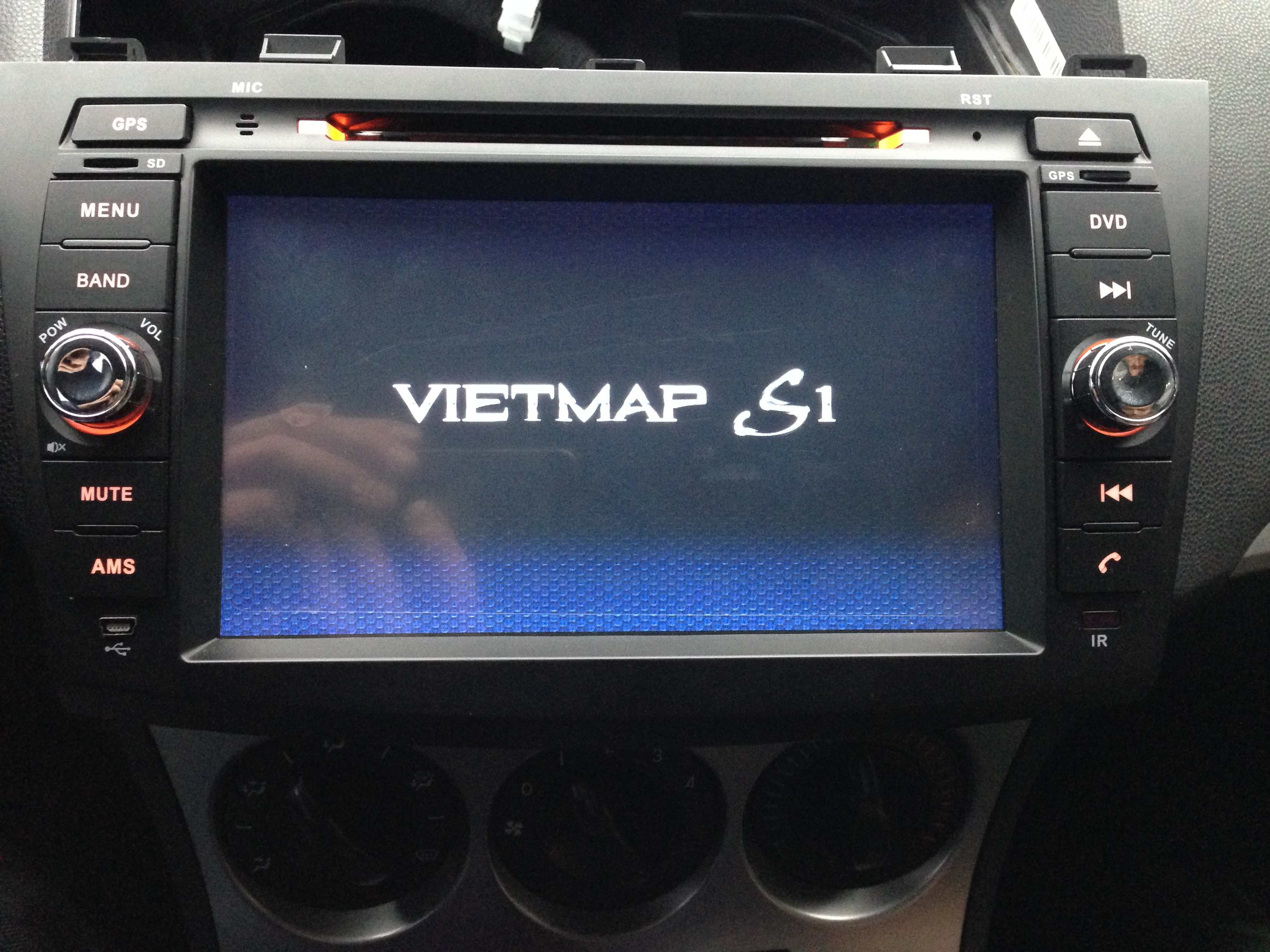 Màn Hình dvd theo xe mazda 3 2010-2013