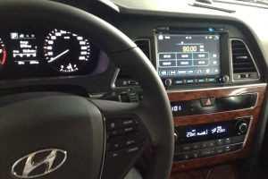 Màn Hình dvd theo xe Hyundai Sonata 2013-2017
