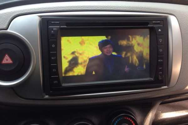 Màn Hình dvd theo xe Toyota Yaris 2007-2013