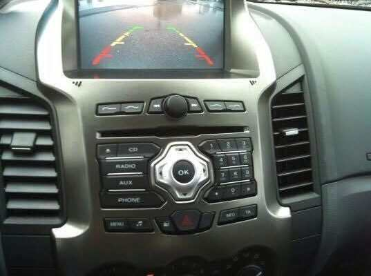 Màn Hình DVD theo xe Ford Ranger 2013-2017