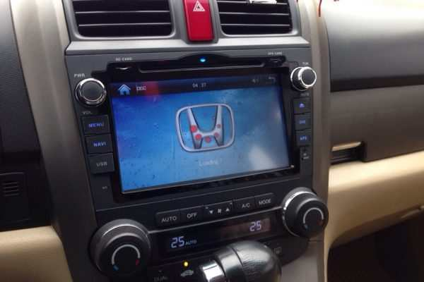 Màn hình dvd theo xe Honda CRV 2008-2012