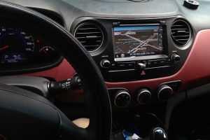 Màn hình dvd theo xe Hyundai i10 2014-2017