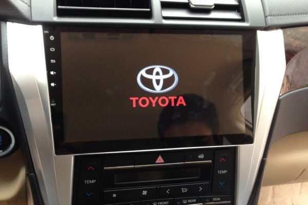 Màn Hình Dvd theo xe Toyota Camry 2015-2017