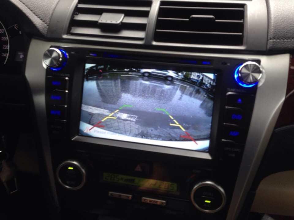 Màn Hình DVD theo xe Toyota Camry 2012-2014