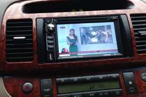 Màn Hình Dvd theo xe Toyota Camry 2003-2007