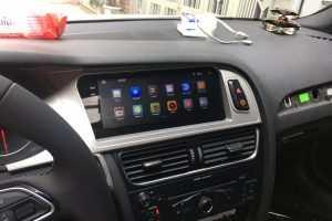 Màn hình Dvd android 6.0 cho xe Audi A4