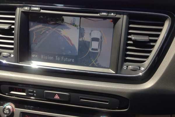Màn hình hình dvd theo xe Kia CEDONA