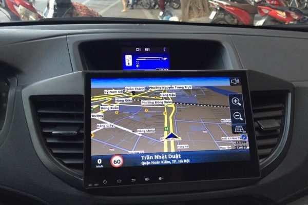 Màn hình DVD theo xe Honda CRV 2013-2017