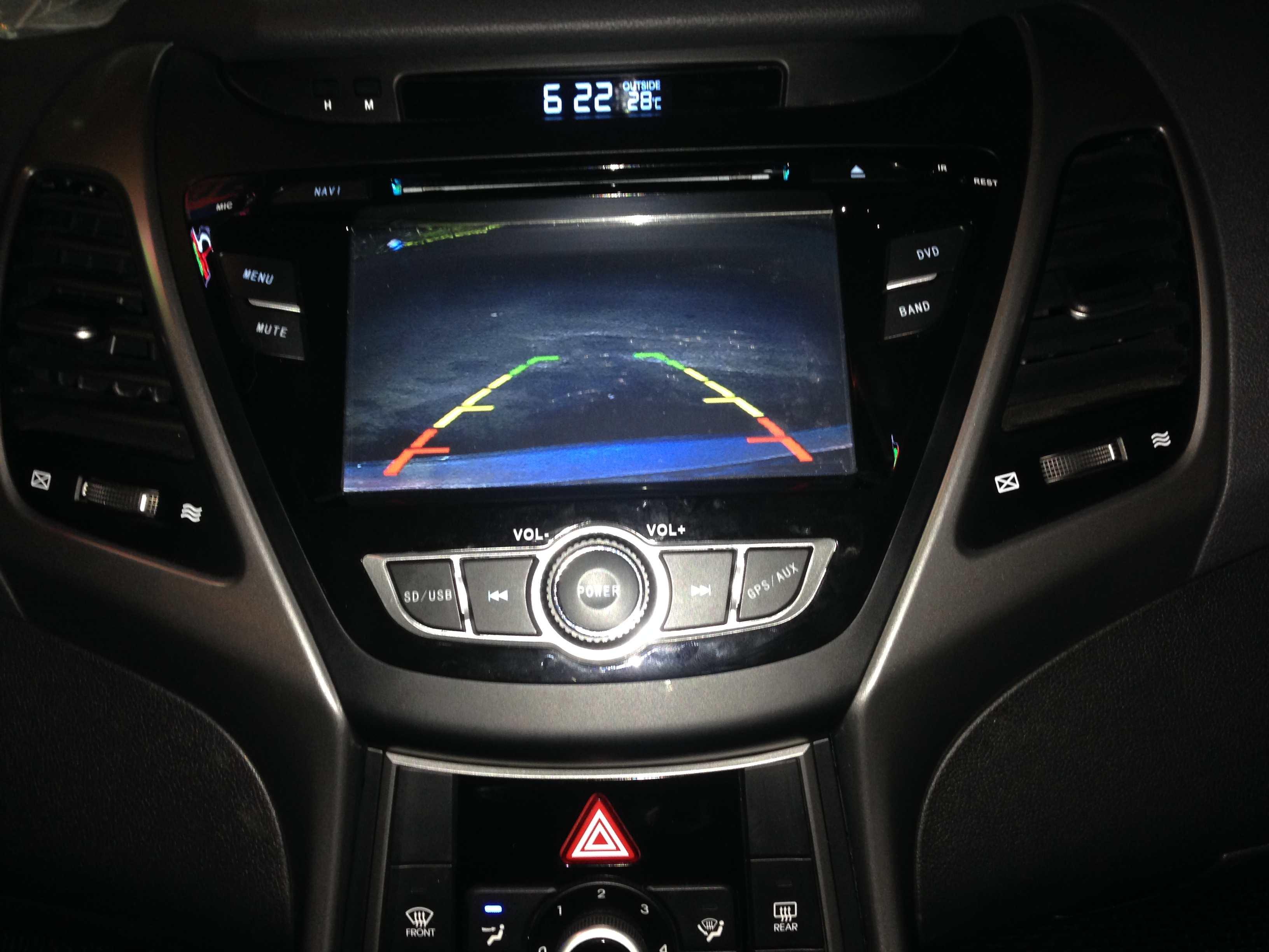 Màn hình dvd theo xe Hyundai Elentra 2014