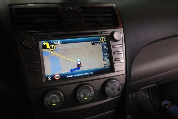 Màn Hình Dvd theo xe Toyota Camry 2006-2011