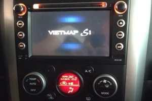 Màn hình dvd theo xe Suzuki Grand Vitara 2015