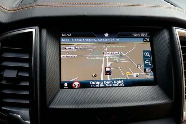 Nâng cấp Android cho xe FORD SYNC 2