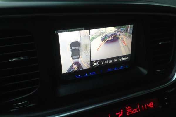 Camera 360º Oris lắp cho xe Kia K5 2011-2017