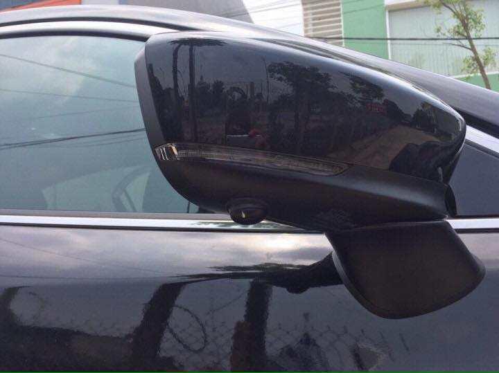 Camera 360 Oris lắp bên gương Mazda 6 2017
