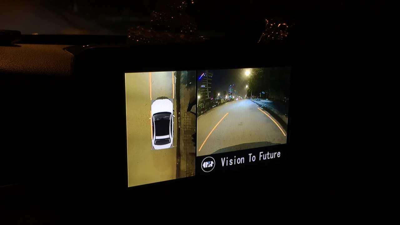 Camera 360 độ Oris HD Plus cho xe Mecerdes C200