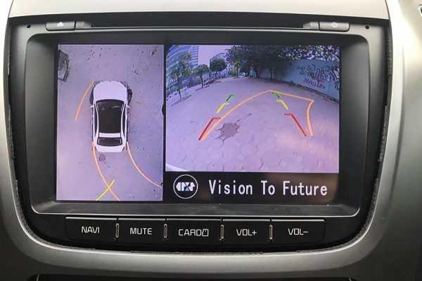 Camera 360º Oris lắp cho Kia Sorento 2012-2017