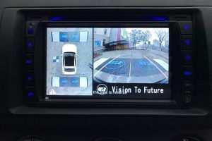Camera 360º Oris lắp cho xe Toyota Camry 2003-2006