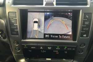 Camera 360º Oris lắp trên xe lexus gx460