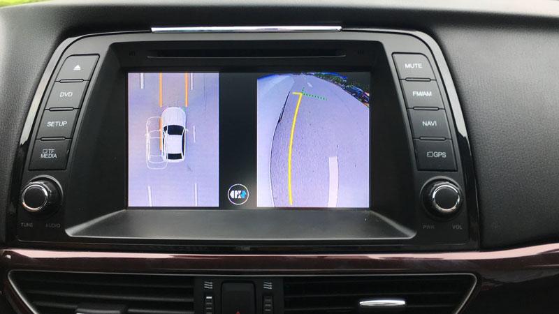 Camera 360 độ Oris lắp cho Honda Civic 2017