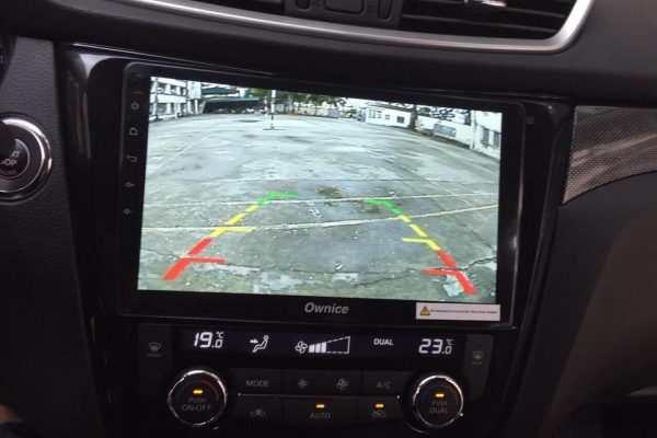 Màn hình android cho xe Nissan X_trall 2017