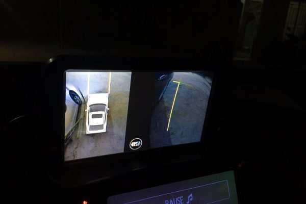 Camera 360 Oris lắp trên xe Samsung SM3 2015