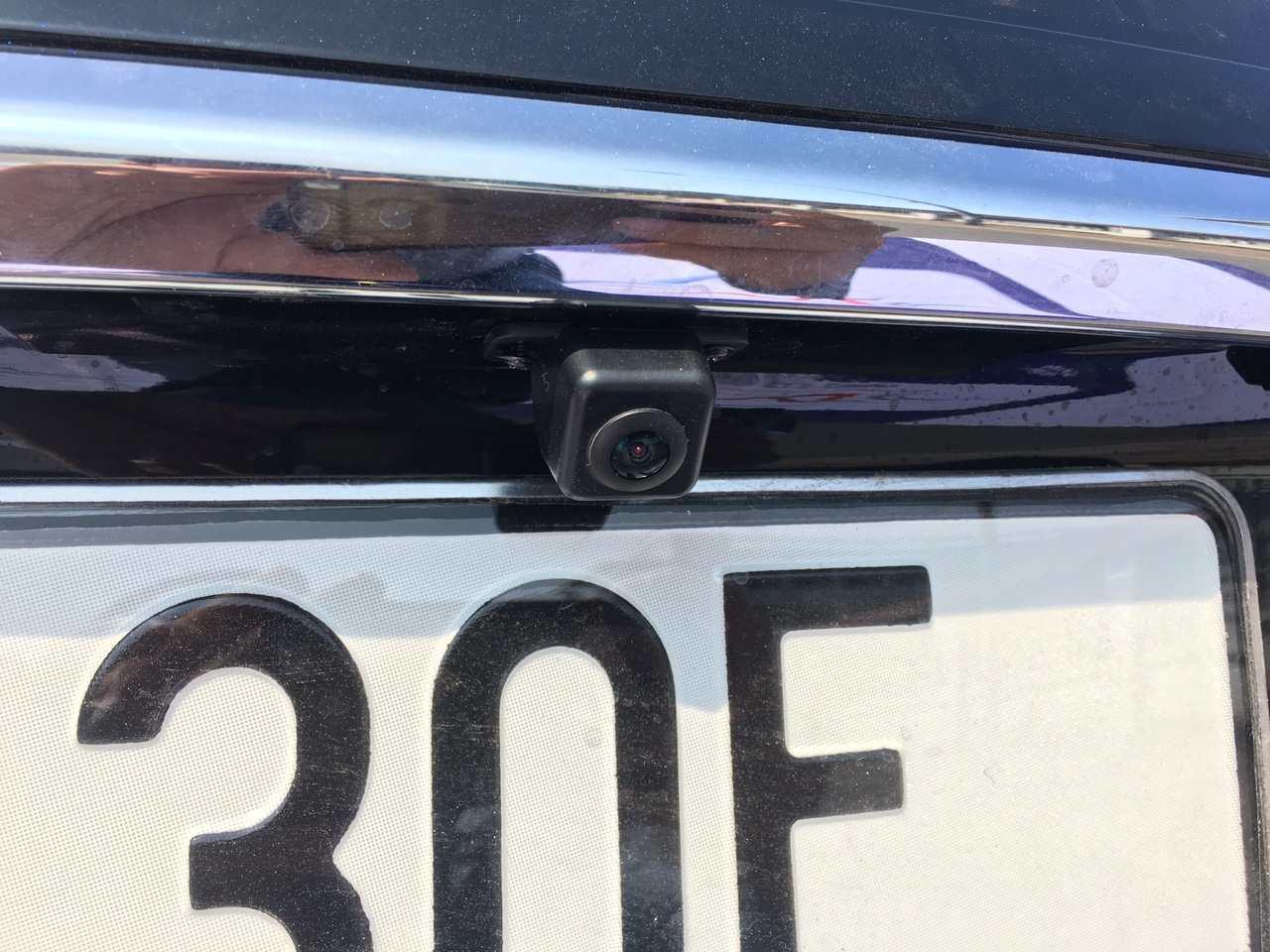 Camera 360 độ Oris lắp trên xe Toyota Corolla Altis 2018