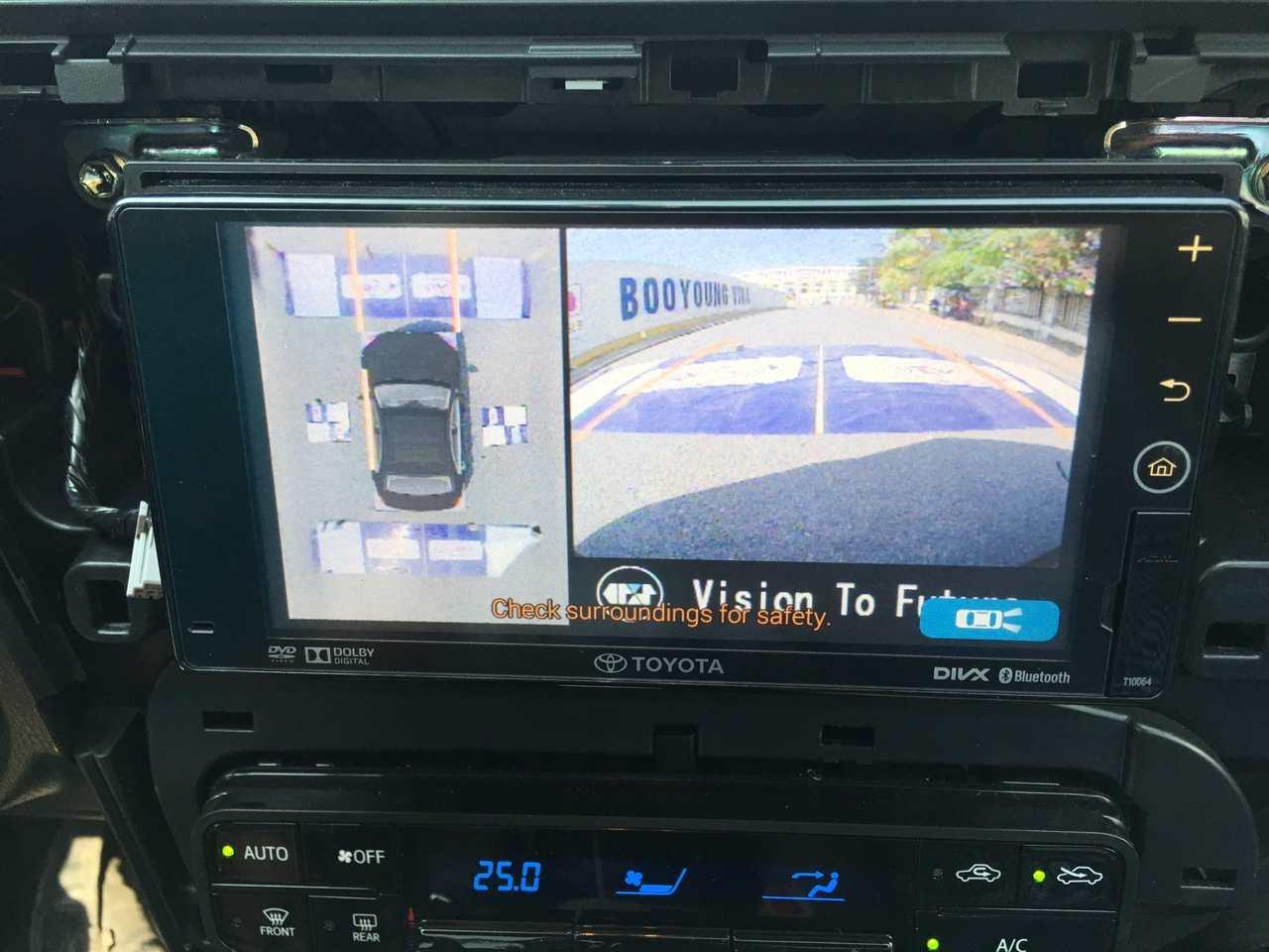 Camera 360 Oris cho xe Toyota Corola Alltis 2018