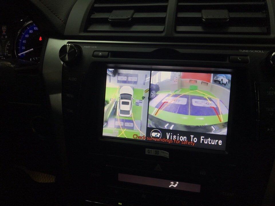 Camera hành trình 360 độ Oris cho xe Toyota Camry 2018