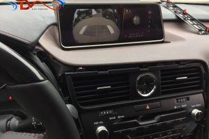 Camera 360 độ Oris lắp trên xe Lexus Rx 350 2015-2018