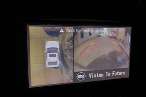Camera 360 Oris lắp trên xe ô tô Chevrolet Cruze 2016-2018