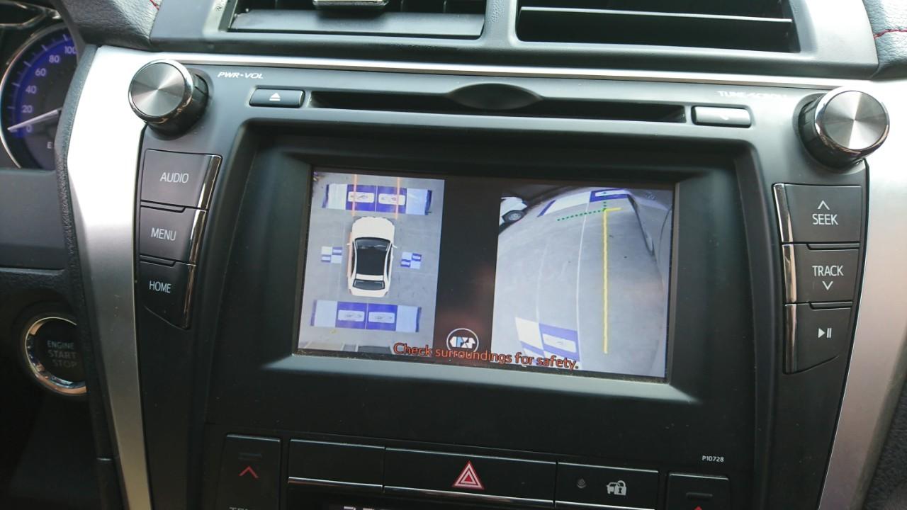 Camera 360 Oris lắp trên xe ô tô Toyota Camry 2.5Q 2018
