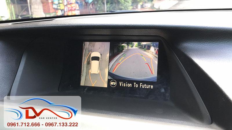 Camera 360 Oris cho xe Lexus Rx350 2010