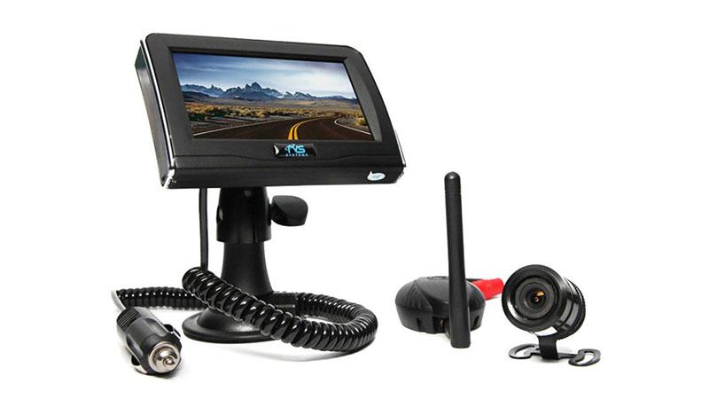 Lắp camera lùi ô tô không dây mang lại những lợi ích gì?