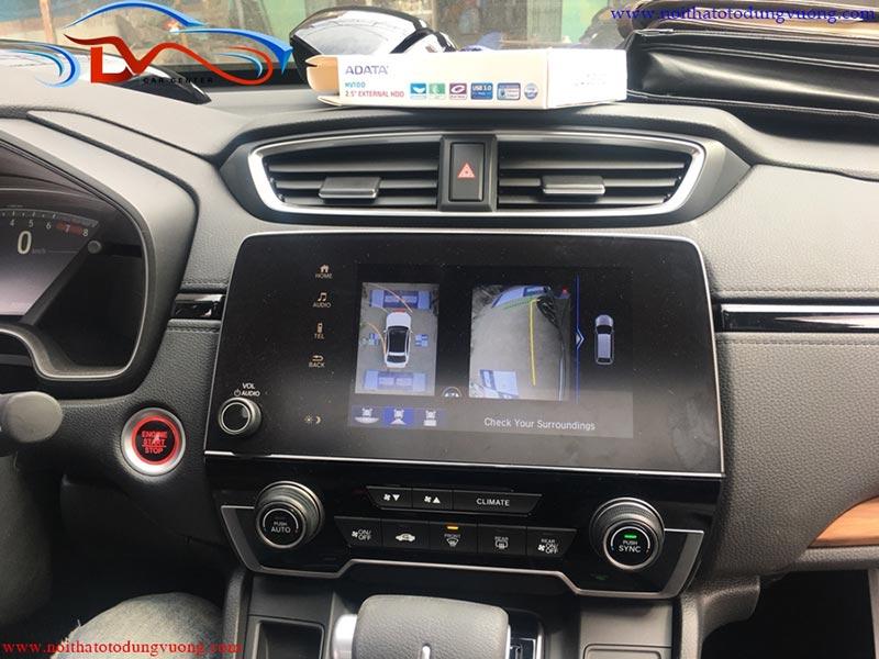Kinh nghiệm lắp đặt camera 360 cho xe ô tô