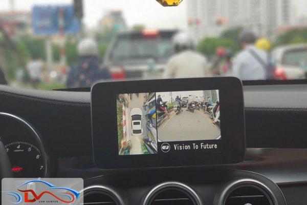 Camera 360 Oris cho xe Mercedes GLC 300 2016