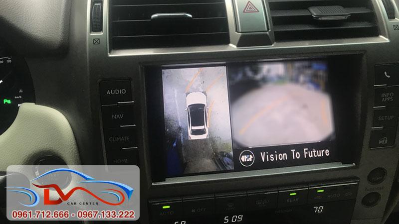 Camera ô tô bị mờ - Nguyên nhân và cách giải quyết tốt nhất