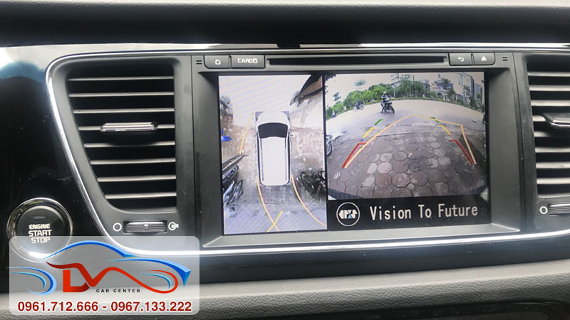 Lời khuyên cho chị em phụ nữ lái xe khi lắp camera ô tô