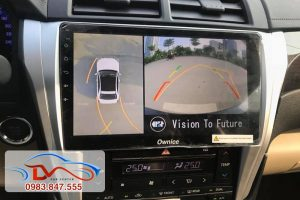 Một số lưu ý khi lắp đặt Camera 360 Oris cho ô tô