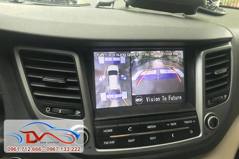 Giá các loại camera ô tô phổ biến hiện nay