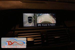 Lắp camera 360 Oris cho xe BMW là sự lựa chọn thông minh