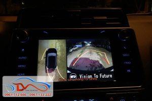 Camera 360 Oris cho xe Toyota Lancruiser prado 2018