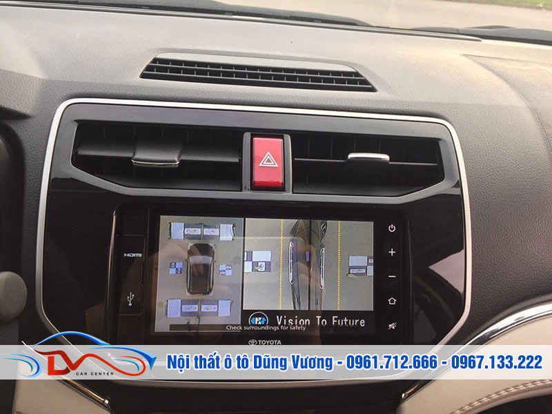 Dũng Vương chuyên cung cấp các sản phẩm nội thất ô tô chính hãng